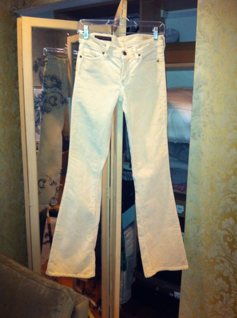 Citizens of Humanity Flare Pants Cream