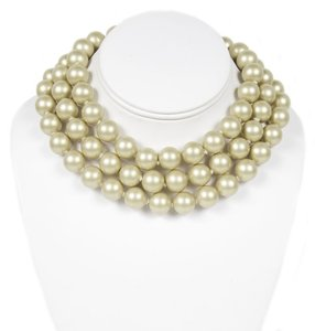 Chanel Vintage Chanel Pearl Necklace