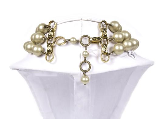 Chanel Vintage Chanel Pearl Necklace Image 1