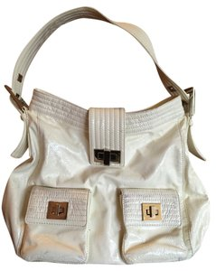 Kooba Patent Leather Patent Leather Shoulder Bag