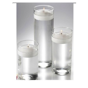 Eastland Clear Glass Cylinders Votive/Candle