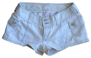 Abercrombie & Fitch Mini/Short Shorts Tan