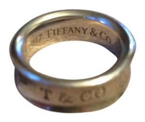Tiffany & Co. Tiffany 1837 ring in sterling silver