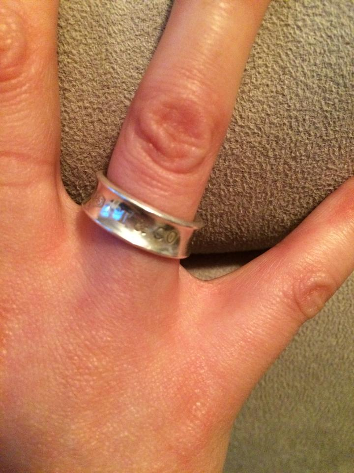 Accessories Tiffany And Co Tiffany 1837 Ring In Sterling Silver 6936526 Tiffany 1837 Ring