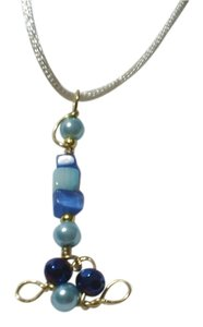 Artistic Blue Chinese Turquoise Pendant
