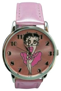 Betty Boop Pink Betty Boop Watch - FREE SHIP
