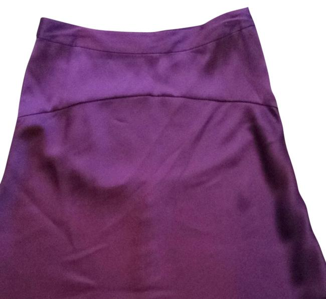 Banana Republic Skirt Plum/purple