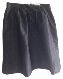 L.L.Bean Mini Skirt Black
