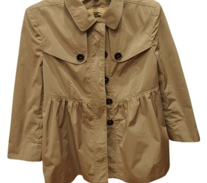Burberry London Trench Rain Jacket Cute Raincoat