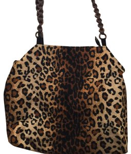 Mary Mary Earth Tote in Leopard