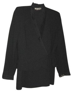 Kay Unger NWT Beautiful Kay Unger wrap-style jacket - Skirt Suit