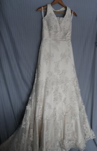 Oleg Cassini Cwg365 Wedding Dress