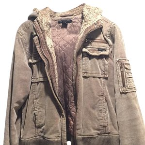 Sanctuary Clothing Brown Womens Jean Jacket