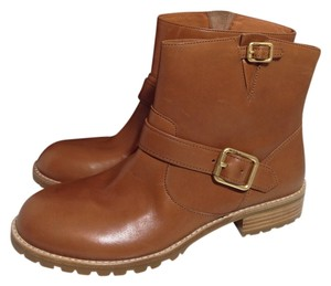 Marc by Marc Jacobs Mbmj Tan Boots