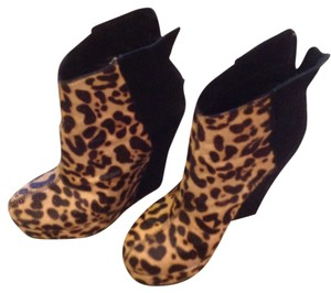 Nordstrom Animal Print Platforms
