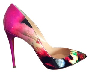 Christian Louboutin Tie and Dye Pumps
