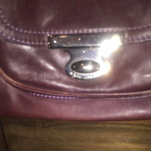 Marc Jacobs Satchel in Eggplant