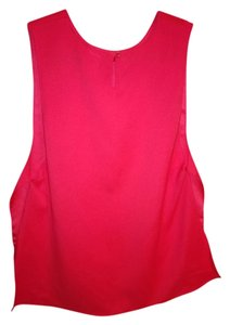 YaYa Top reddish pink