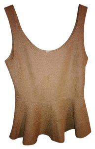 Coveted Clothing Top tan/beige