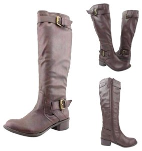 Style & Co Dark Brown Boots
