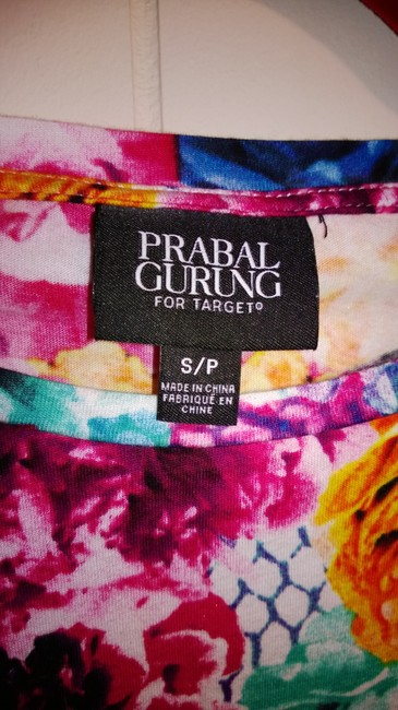 Prabal Gurung T Shirt white/multi