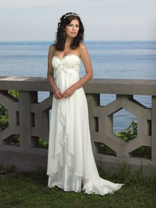 Mon Cheri Destinations By Mon Cheri Style 18107 Wedding Dress