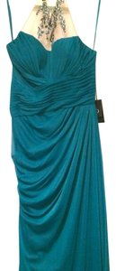 Adrianna Papell Long Goddess Dress