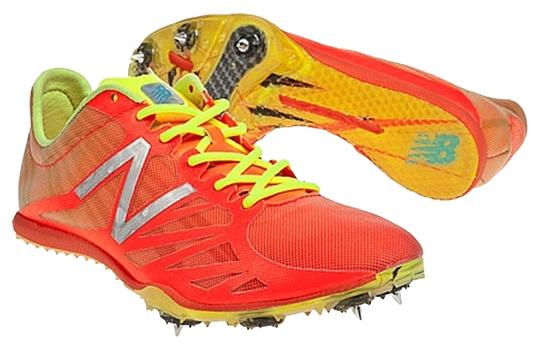 New Balance Running Sneakers Style: Wmd800y2 Yellow and Orange Athletic