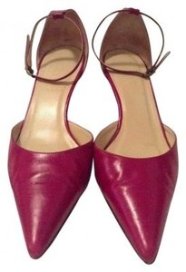 J.Crew red Pumps