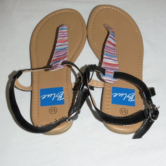 Other Striped Sandals
