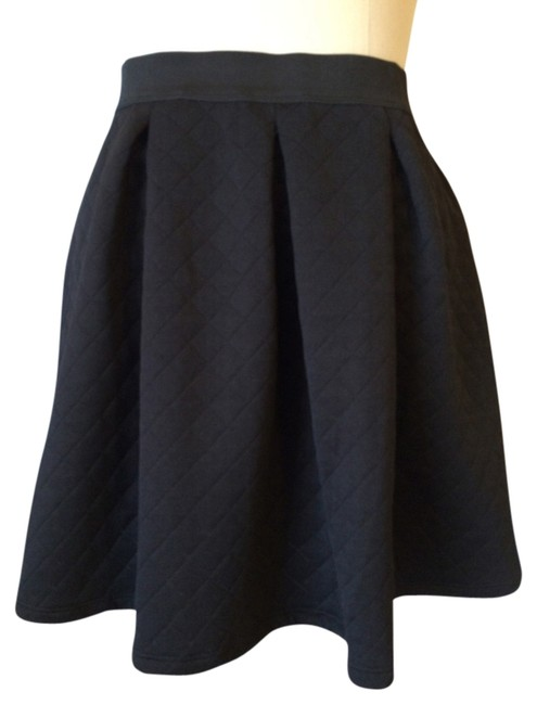 Xhilaration Mini Skirt Black