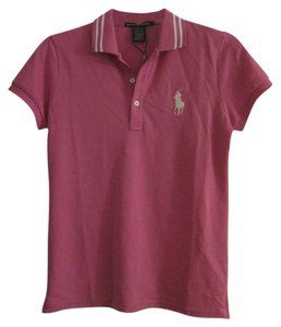Ralph Lauren Ralph Lauren Golf Short Sleeve Shirt Pink