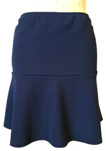 Xhilaration Mini Skirt royal blue