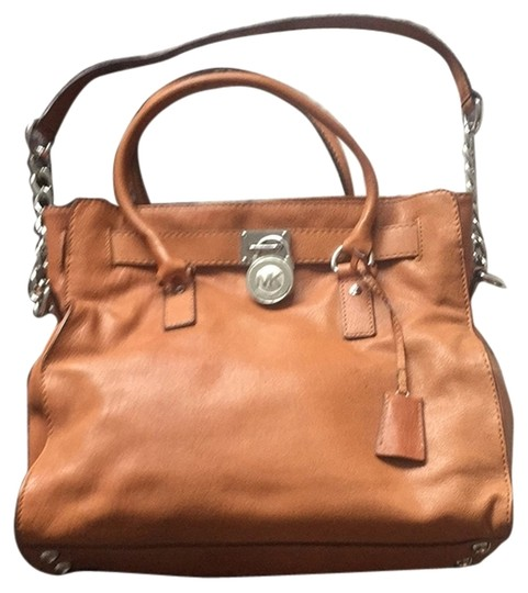 michael kors hamilton brown satchel on sale 73 off satchels on sale. Black Bedroom Furniture Sets. Home Design Ideas