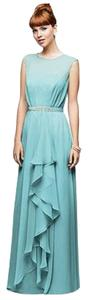Lela Rose Full Length Sleeveless Dress