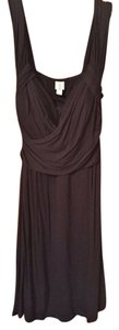 Badgley Mischka short dress black on Tradesy