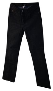 Guess Straight Pants Dark grey