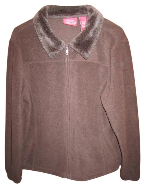 Preload https://item2.tradesy.com/images/zoey-and-beth-chocolate-brown-jacket-695401-0-0.jpg?width=400&height=650