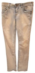 Vigoss Low Rise Boyfriend Distressed Pants