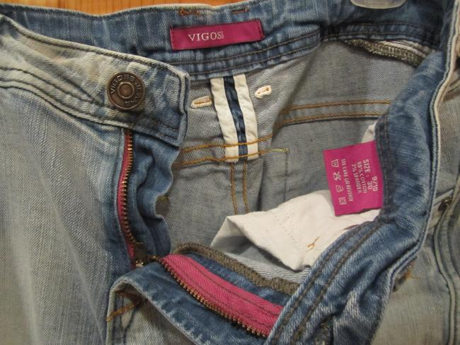 Vigoss Low Rise Boyfriend Distressed Jeans 9/10 30 Waist Pants