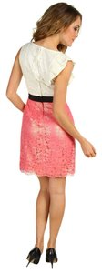 Lilly Pulitzer Colorblock Lace Dress