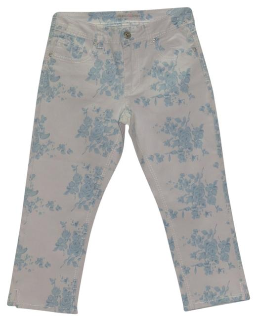 Angels Capri/Cropped Denim-Light Wash