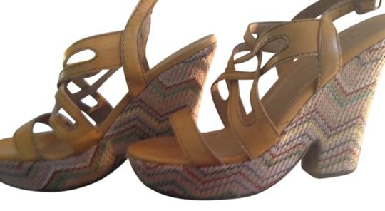 Preload https://item3.tradesy.com/images/fergie-yellow-multi-wedges-size-us-7-695862-0-0.jpg?width=440&height=440