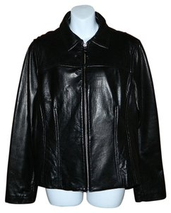 Avanti Leather Jacket