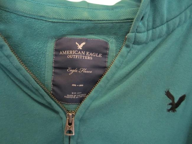 Preload https://item2.tradesy.com/images/american-eagle-outfitters-green-medium-large-sweatshirthoodie-size-10-m-696356-0-0.jpg?width=400&height=650