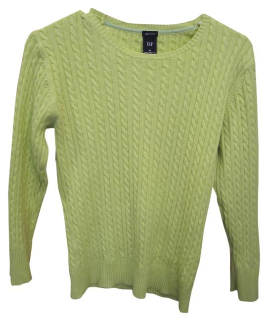 Gap Cable Medium Yellow Sweater