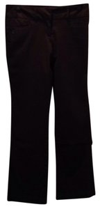 The Limited Trousers Express Brown Flare Pants Dark brown