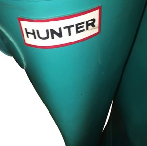 Hunter Turquoise Boots
