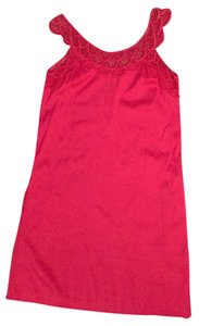 Calypso St. Barth short dress Fuchsia on Tradesy