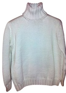 Michael Kors Vintage 100% Cotton Very Chunky Hand Knit Look Sweater
